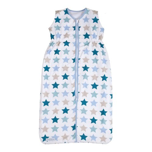 Picture of Summer sleeping bag 90 cm Mixed Stars Mint