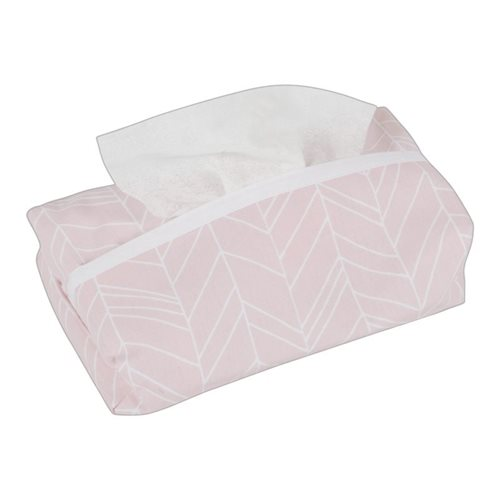 Picture of Baby wipes cover Peach Leaves