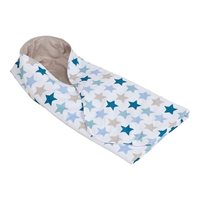Picture of Wrap Mixed Stars Mint