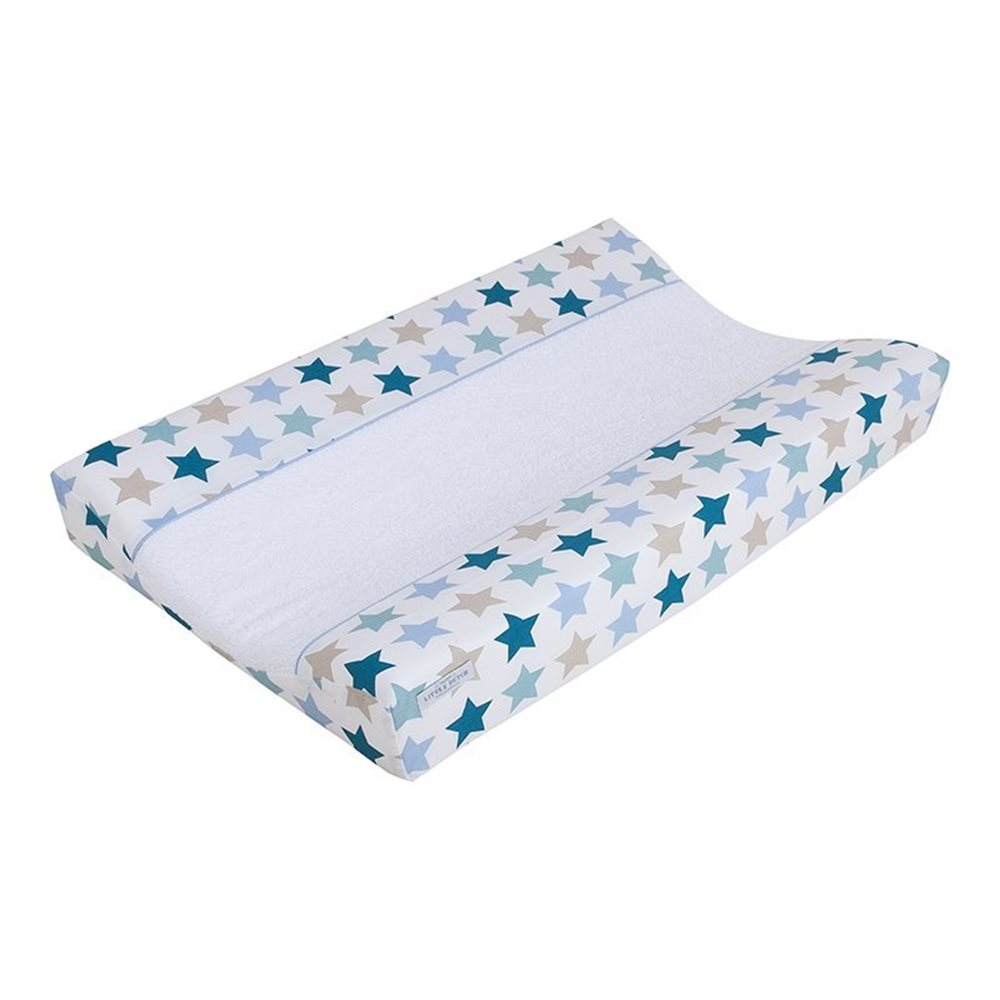 Picture of Changing mat cover - Mixed Stars Mint
