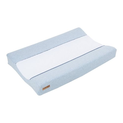 Picture of Changing mat cover - Blue Melange