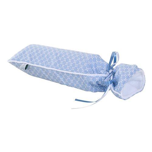 Wärmflaschenbezug Sweet Blue
