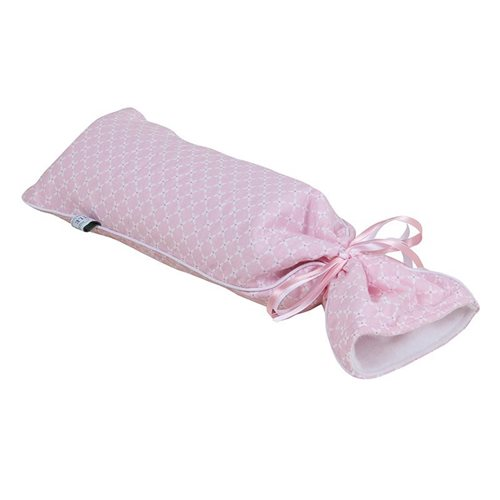 Picture of Hot-water bottle cover - Sweet Pink