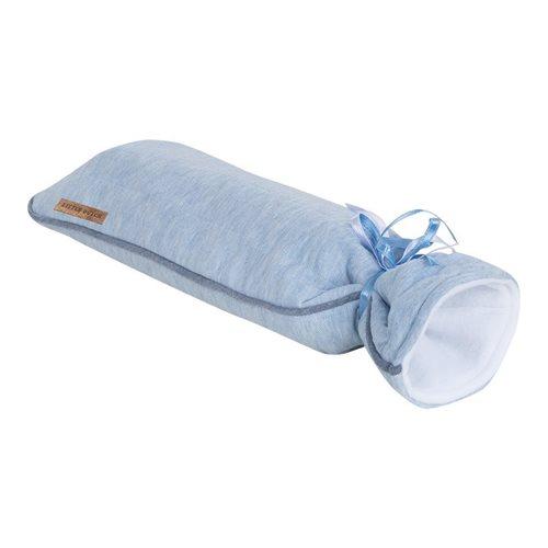 Wärmflaschenbezug Blue Melange