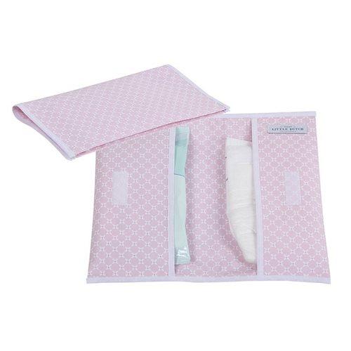Windeltasche Sweet Pink