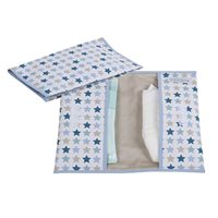 Picture of Nappy pouch - Mixed Stars Mint