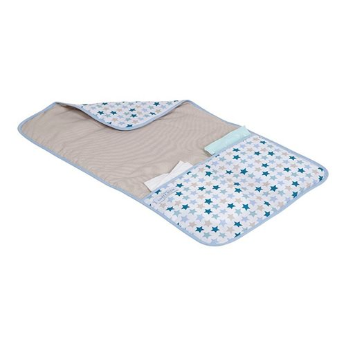 Picture of Changing pad Mixed Stars Mint