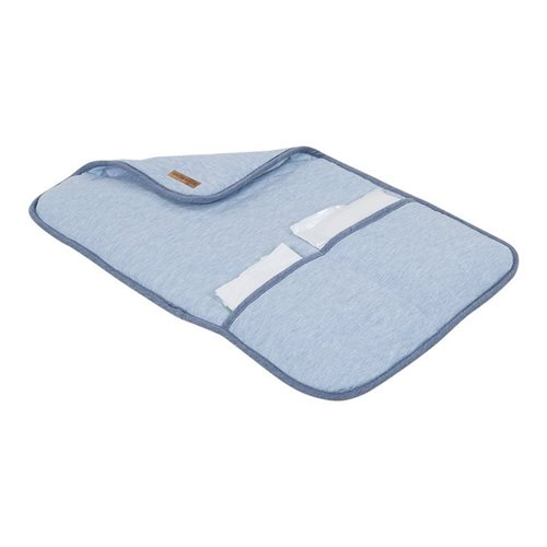 Picture of Changing pad - Blue Melange