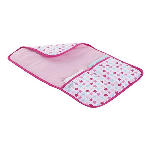 Picture of Changing pad Mixed Stars Pink