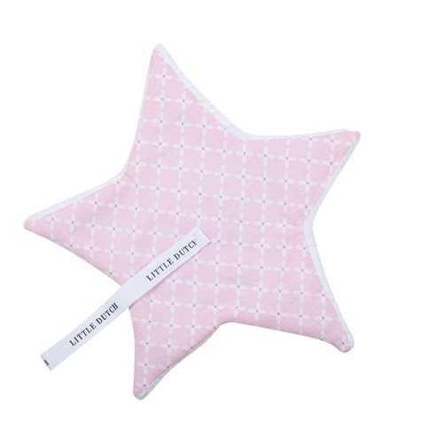 Picture of Pacifier cloth - Sweet Pink