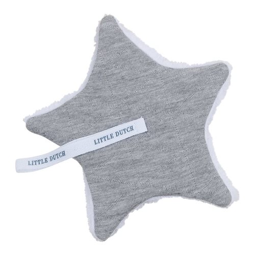 Picture of Pacifier cloth Grey Melange