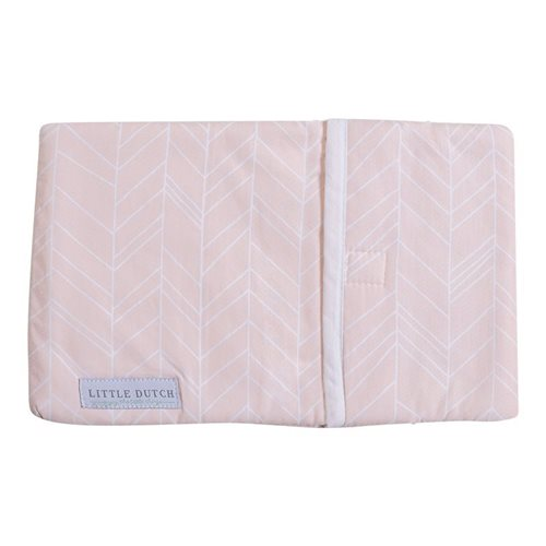 Picture of Babywarmer cover - Peach Leaves