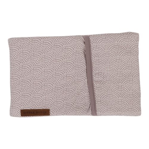 Picture of Babywarmer cover Mauve Waves