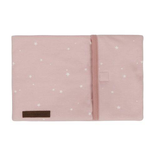 Afbeelding van Babywarmerhoes Little Stars Pink