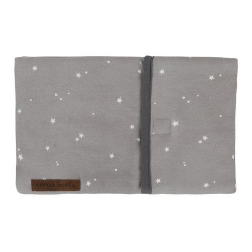 Housse pour bouillotte électrique Little Stars Grey