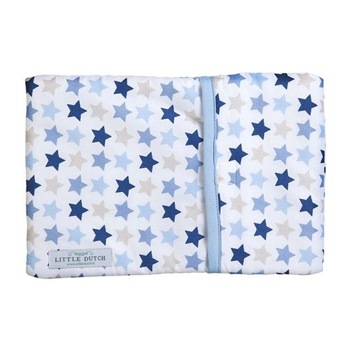 Picture of Babywarmer cover Mixed Stars Blue