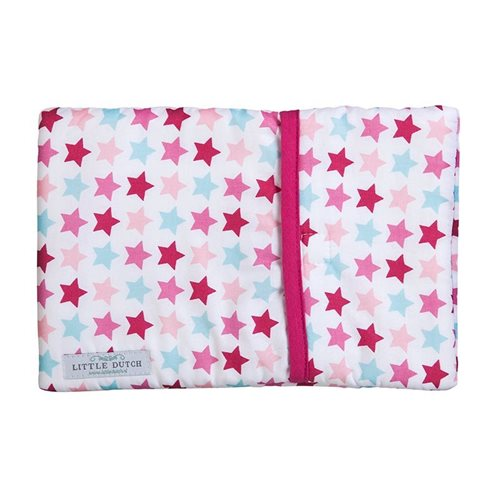 Picture of Babywarmer cover Mixed Stars Pink