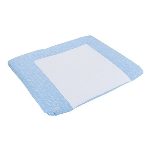 Picture of Changing mat cover Germany Blue Leaves