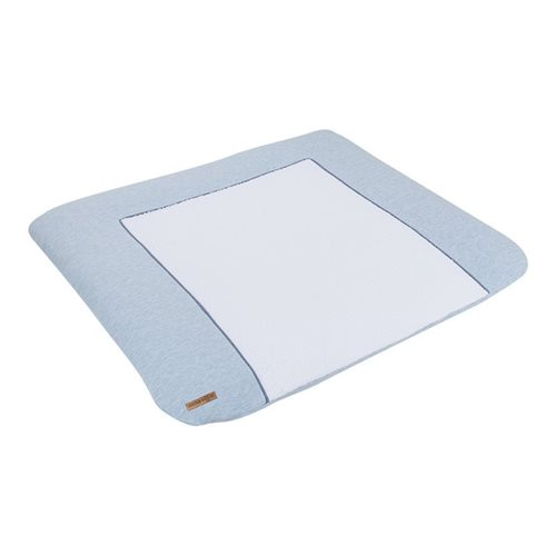 Picture of Changing mat cover Germany Blue Melange
