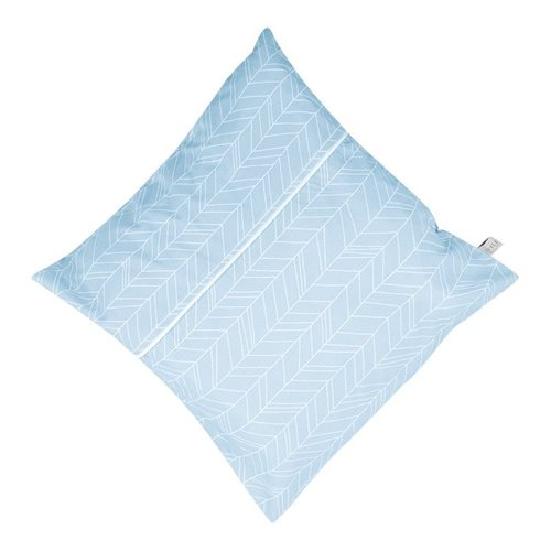 Picture of Cushion Blue Leaves