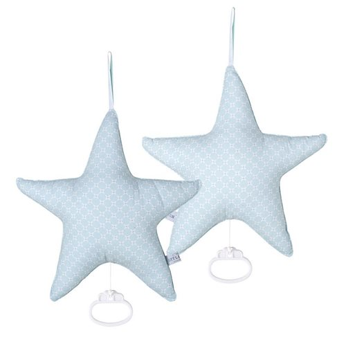 Picture of Star-shaped music box Sweet Mint
