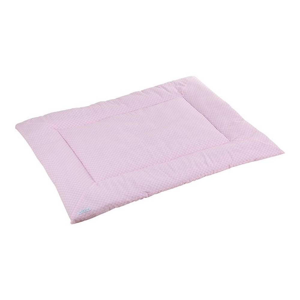 Picture of Playpen mat 80 x 100 - Sweet Pink
