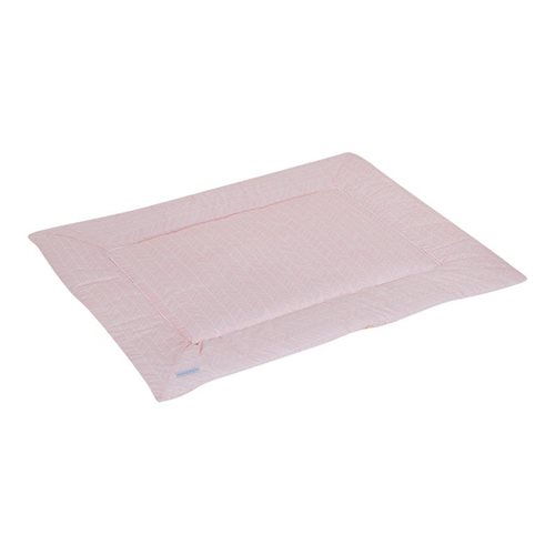 Picture of Playpen mat 80 x 100 - Peach Leaves