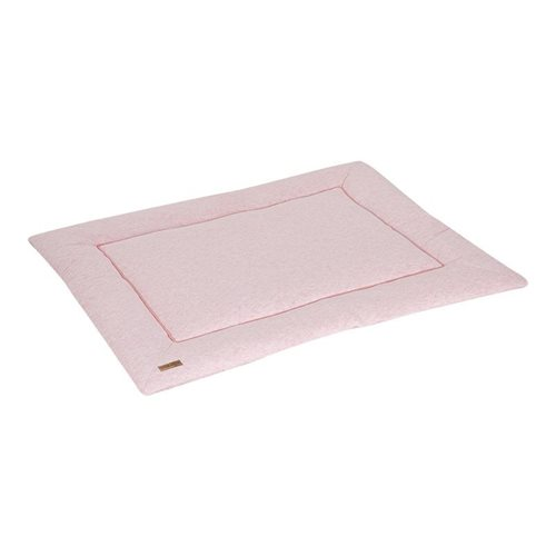 Picture of Playpen mat 80 x 100 Peach Melange