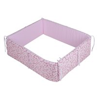 Picture of Playpen bumper - Pink Blossom