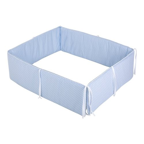 Picture of Playpen bumper - Sweet Blue