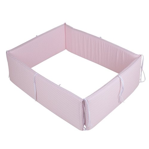 Picture of Playpen bumper Sweet Pink