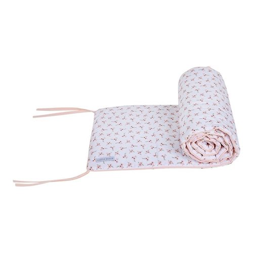 Picture of Playpen bumper - Peach Poppy