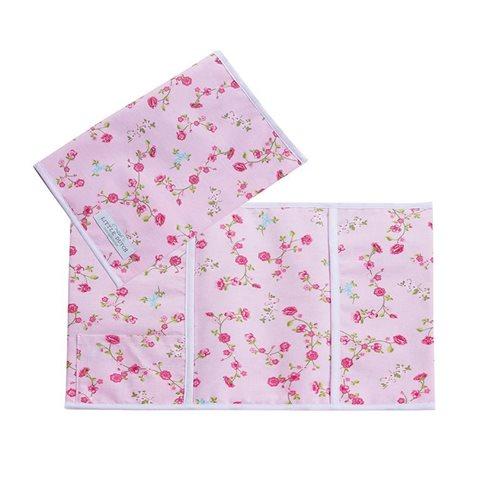 Mutterpass-Hülle Pink Blossom