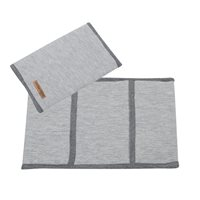 Picture of Booklet cover, small Grey Melange
