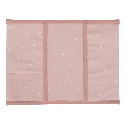 Picture of Check-up booklet cover, small Little Stars Pink
