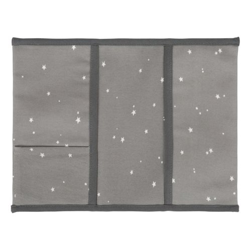 Picture of Check-up booklet cover, small Little Stars Grey