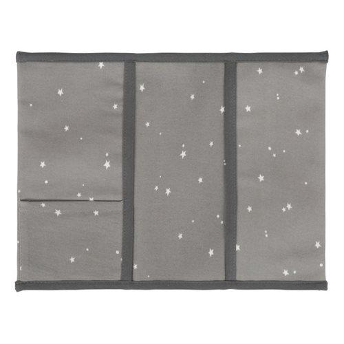 Protège-carnet, petit modèle Little Stars Grey