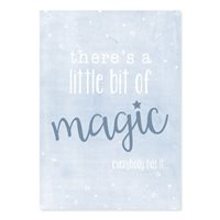 Picture of Card A5 Blue