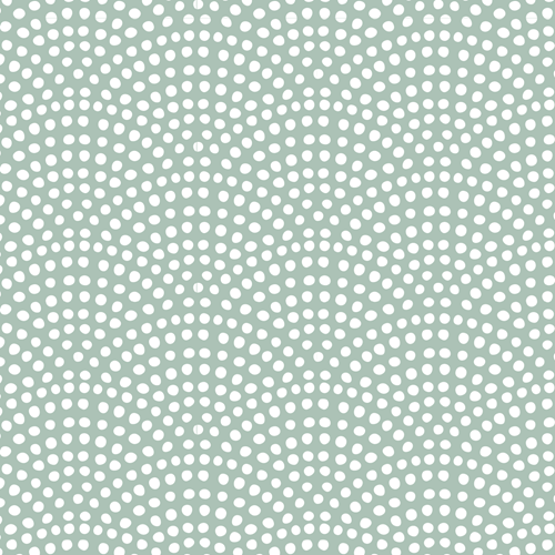 Picture of Wallpaper Waves Mint