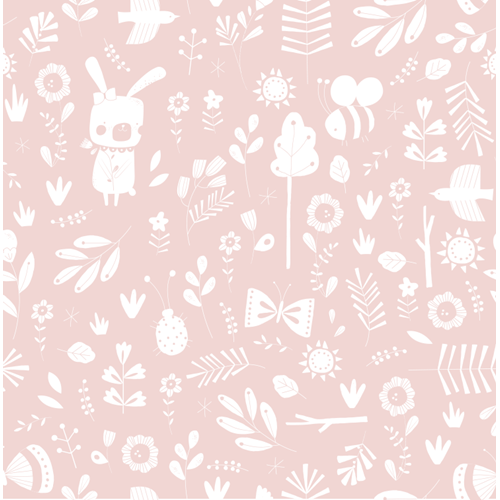 Picture of Wallpaper Adventure Pink