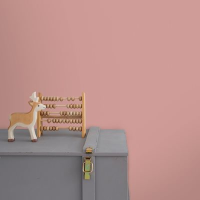 Wandfarbe Pure Pink