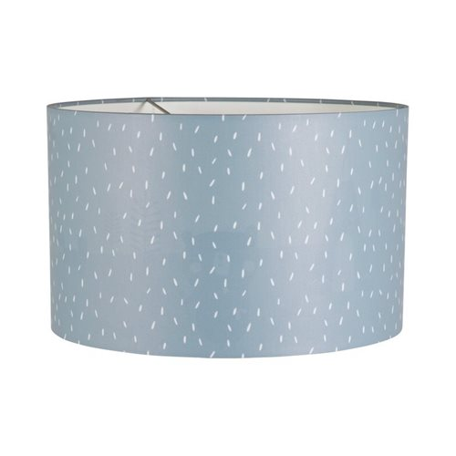 Picture of Pendant light Silhouette Blue Sprinkles