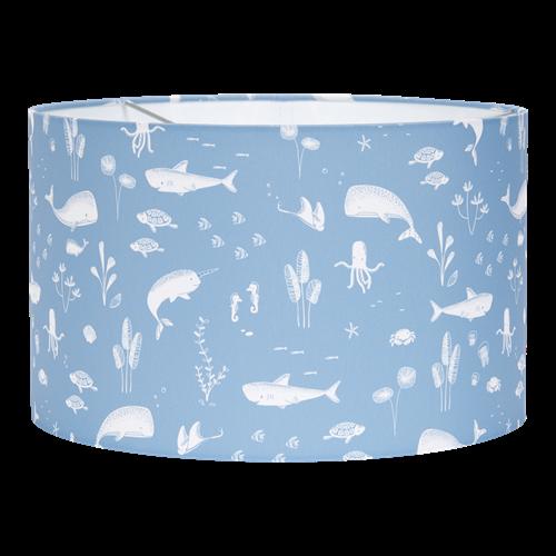 Abat-jour Ocean Blue