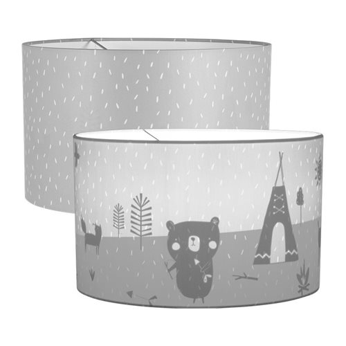 Picture of Pendant light Silhouette Grey Sprinkles