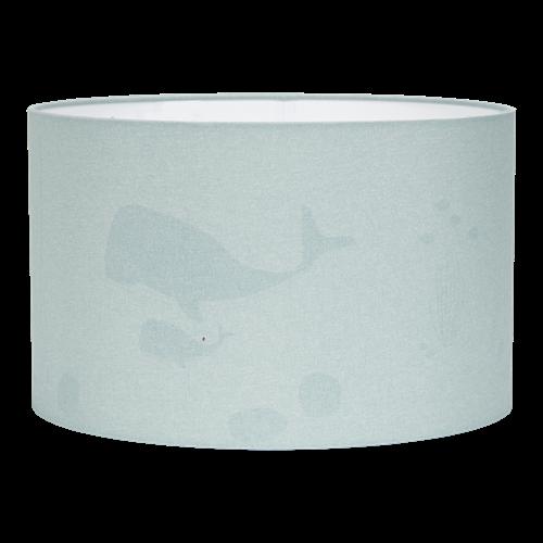 Abat-jour Silhouette Ocean Mint