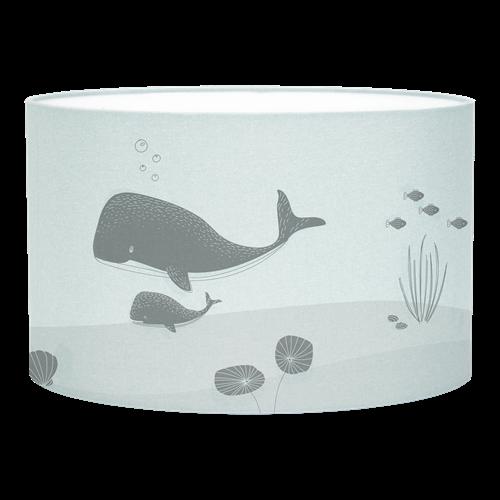 Pendelleuchte Silhouette Ocean Mint