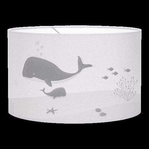 Abat-jour Silhouette Ocean Grey