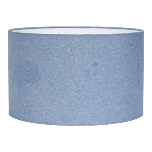 Afbeelding van Hanglamp Silhouette Ocean Blue