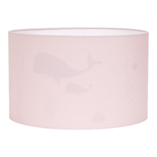 Picture of Pendant light Silhouette Ocean Pink