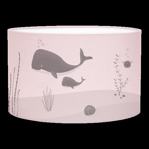 Pendelleuchte Silhouette Ocean Pink
